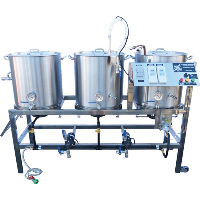 20 Gallon Digital Single-Tier BrewSculpture