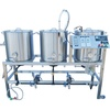20 Gallon Single-Tier BrewSculpture - Digital Deluxe (Natural Gas)