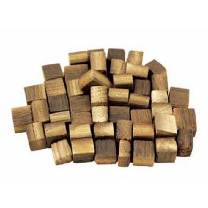 French - Oak Cubes