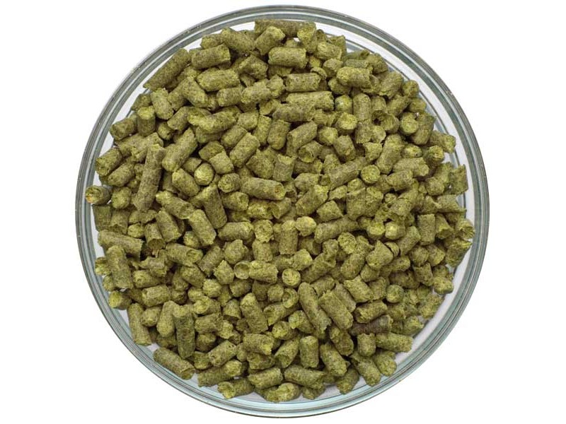 UK First Gold Pellet Hops