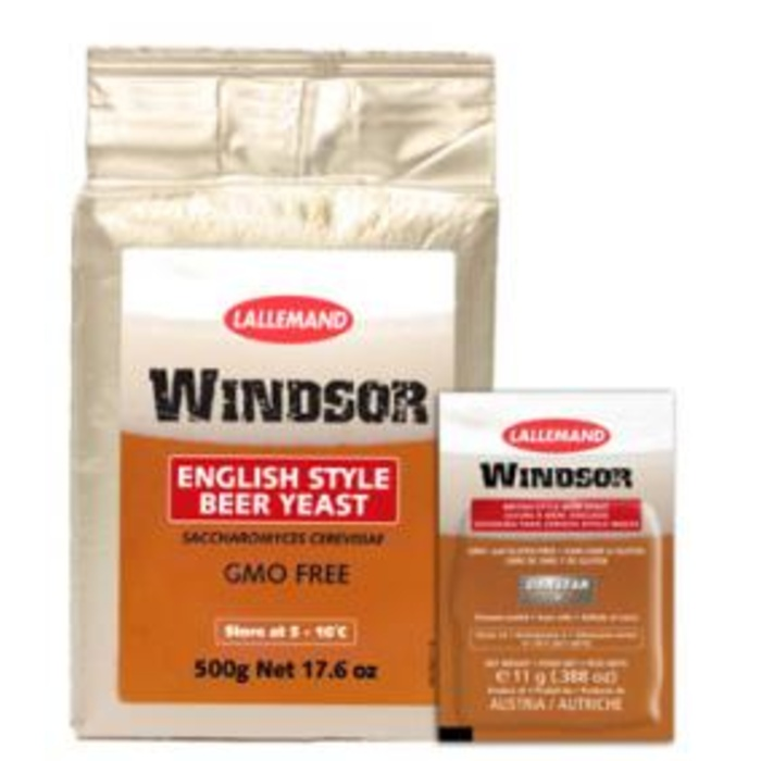 Dry Yeast - Windsor Ale (11 g)