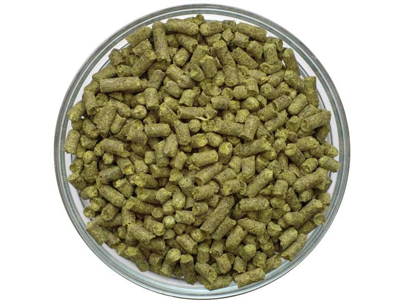 German Tettnang Pellet Hops