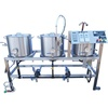 10 Gallon Single-Tier BrewSculpture - Digital Deluxe (Natural Gas)