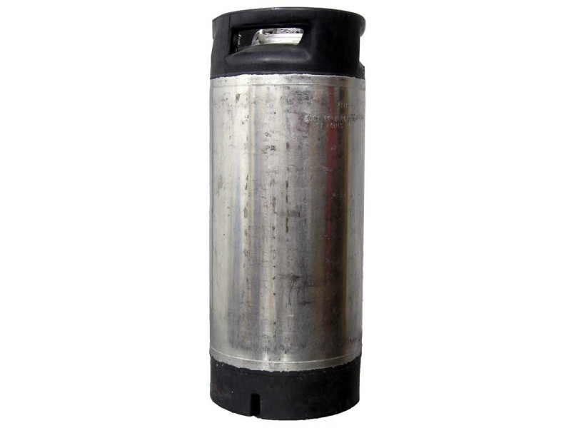Draft Brewer Reconditioned Pin Lock Keg