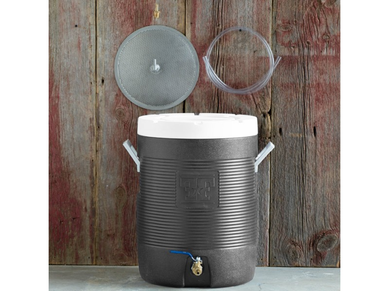 Fermenter's Favorites Cooler Mash / Lauter Tun