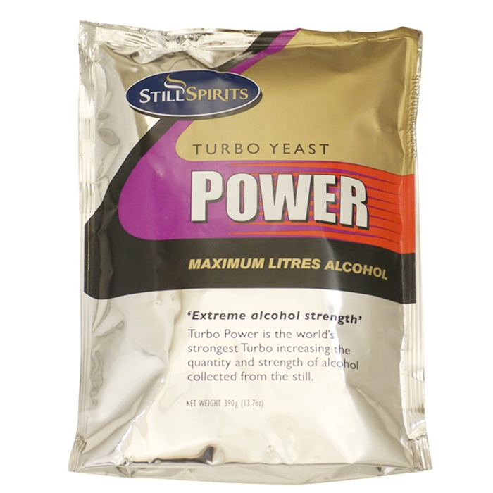 Turbo Yeast - Power