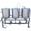 20 Gallon Single-Tier BrewSculpture (Natural Gas)