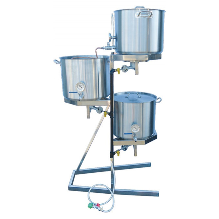 10 Gallon Gravity BrewSculpture - Deluxe