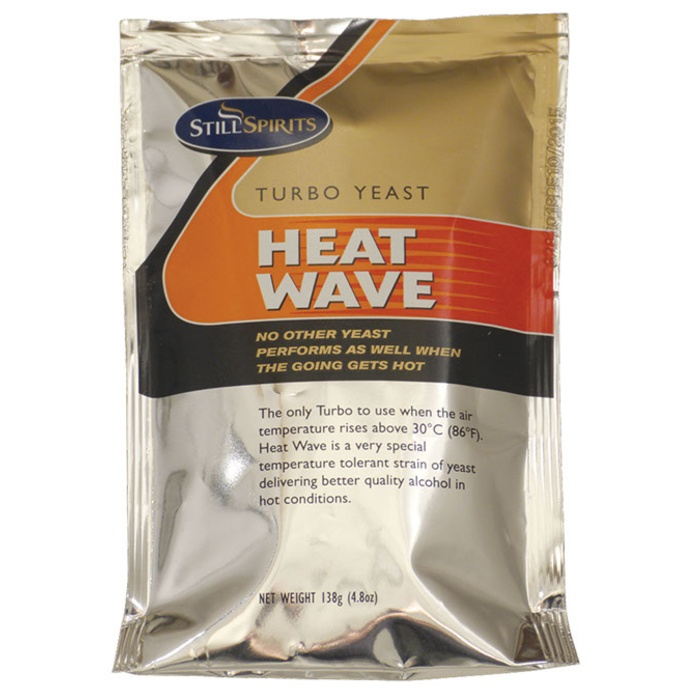 Turbo Yeast - Heat Wave