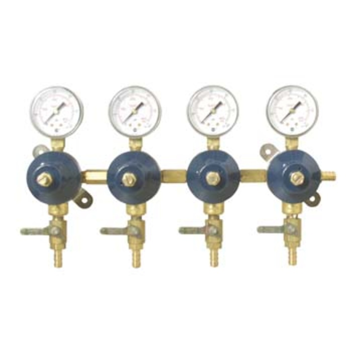 Secondary Regulator - 4 Way
