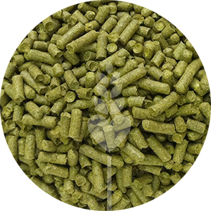 German Hull Melon Pellet Hops