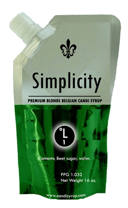 Belgian Candi Syrup D-1