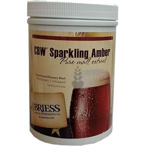 Sparkling Amber Liquid Malt Extract (Briess)