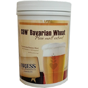 Bavarian Wheat Liquid Malt Extract  (Briess)