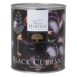 Black Currant Fruit Wine Base (Vintner's Harvest)