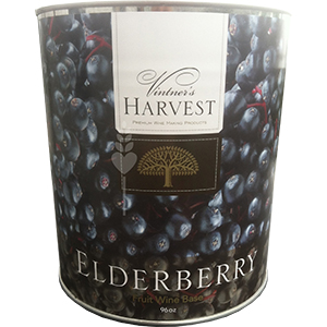 Elderberry Fruit Wine Base (Vintner's Harvest)