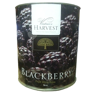 Blackberry Fruit Wine Base (Vintner's Harvest)