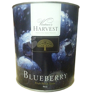 Blueberry Fruit Wine Base (Vintner's Harvest)