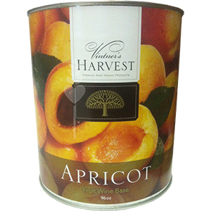 Apricot Fruit Wine Base (Vintner's Harvest)