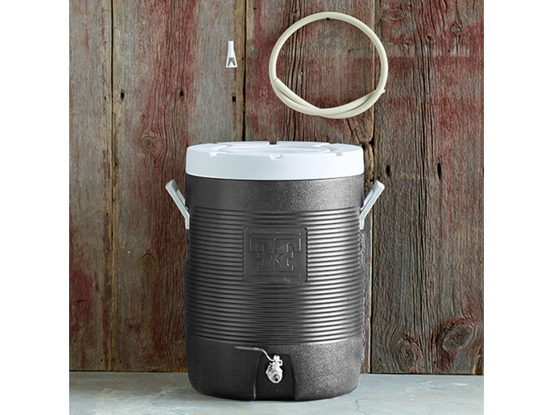 Fermenter's Favorites Cooler Hot Liquor Tank