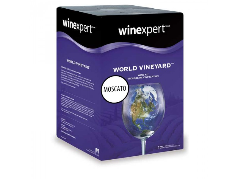 California Moscato (World Vineyard)
