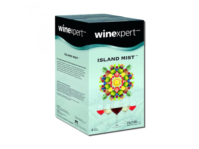 White Cranberry Pinot Gris Kit (Island Mist)