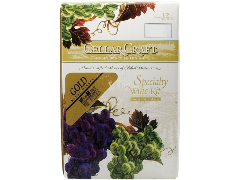 Black Currant Wine Kit (Cellar Craft) Wine Kit