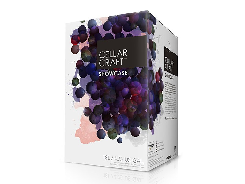 Showcase Italian Barbera (Cellar Craft) Wine Kit