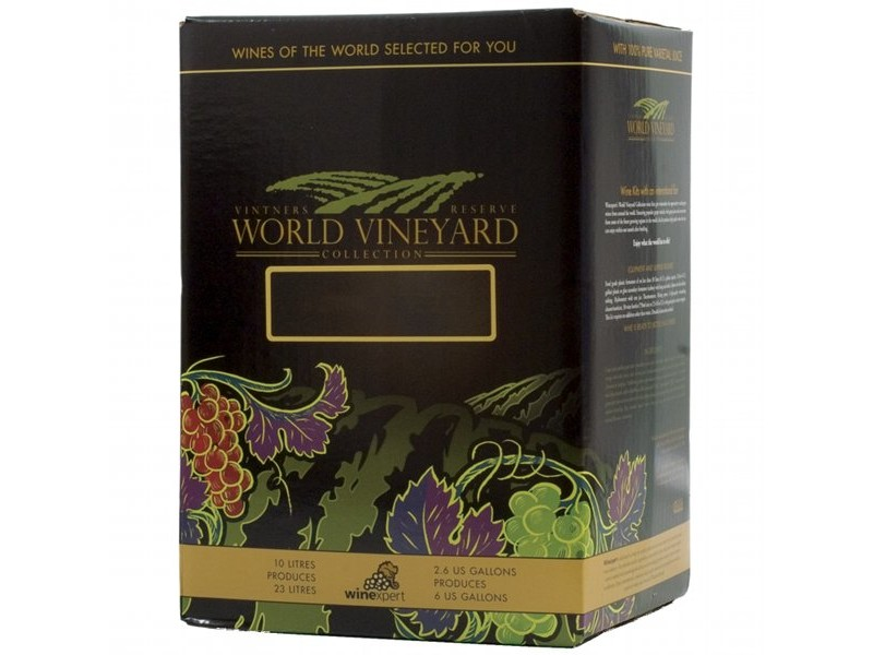 French Sauvignon Blanc (Winexpert World Vineyard)
