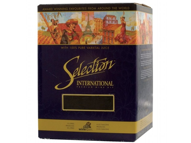 Italian Montepulciano (Winexpert Selection International) Wine Kit