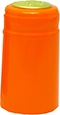 Orange PVC Shrink Capsules