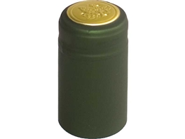 Green PVC Shrink Capsules