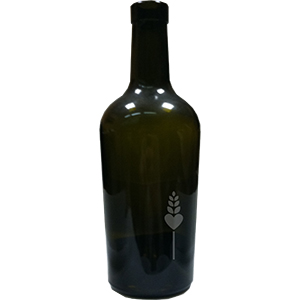 500 ml Tortuga Bottles (Green)
