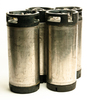 Set of Four 5 Gallon Pin Lock Kegs Used