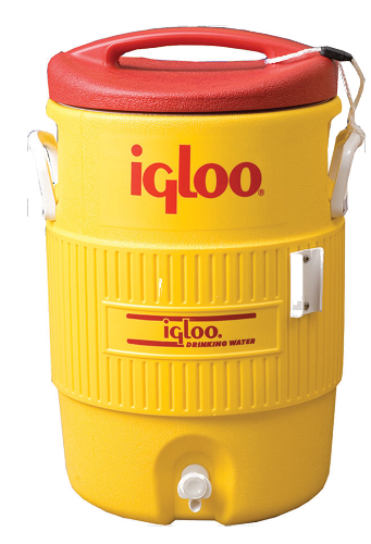 10 Gallon Igloo Cooler
