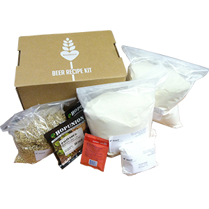 Bud Wise Ale - Beer Recipe Kit