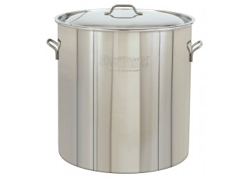 82 QT (20.5 Gallon) Stainless Steel Brew Pot