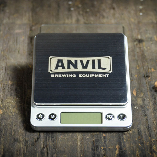 Anvil High Precision Small Scale