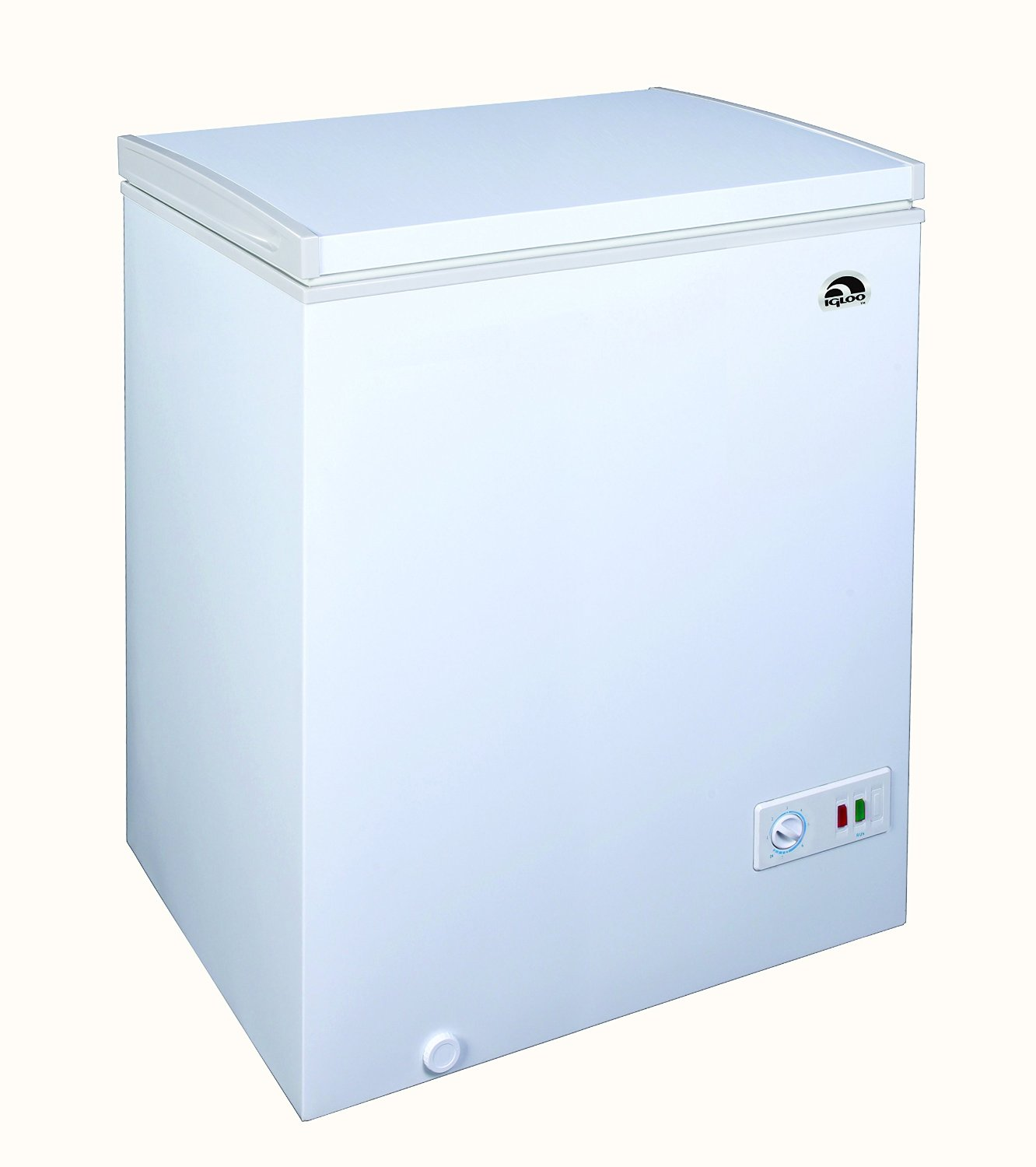 5.1 Cubic Foot Chest Freezer