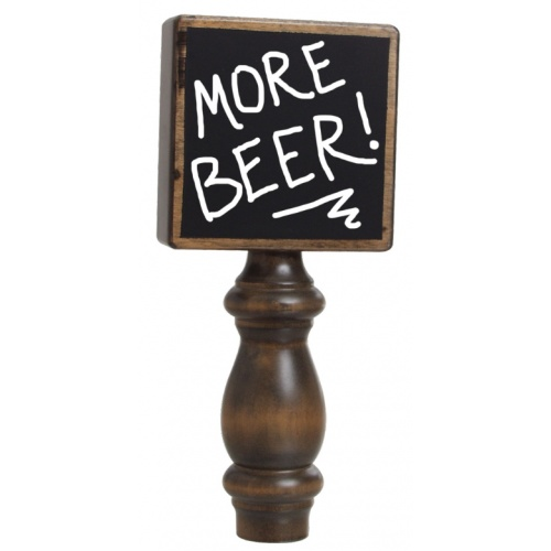 Chalkboard Beer Faucet Tap Handle