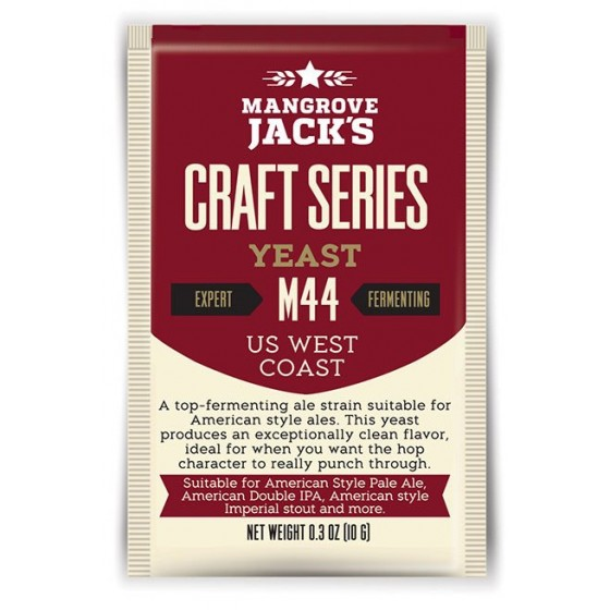 Mangrove Jack's Dry US West Coast Yeast