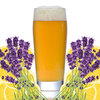 Hippie Farm Lemon Lavender Saison Brewer's Reserve - Beer Recipe Kit