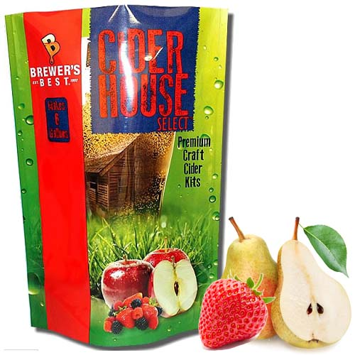 Cider House Select Strawberry Pear Cider Making Kit