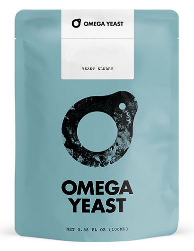 Omega Yeast 034 Bavarian Wheat II