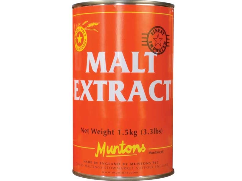 Muntons Light Malt Syrup
