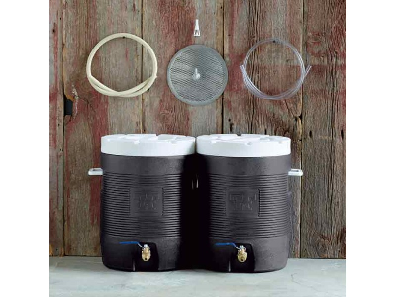 Fermenters Favorites Essential All-Grain Brewing Starter Kit - 7 Gallon